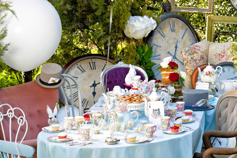 Alice Tea Party