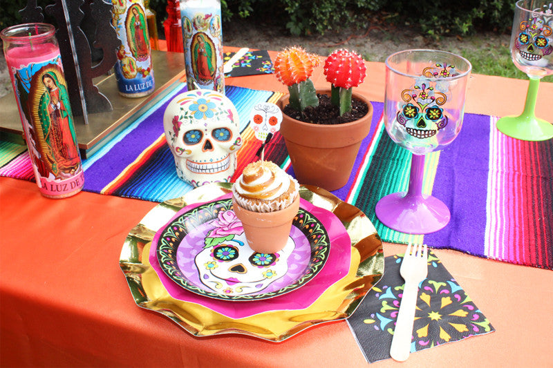 Halloween Day of the Dead Party