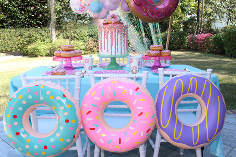 Donut Party Via Blossom