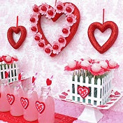 Be my Valentine Party