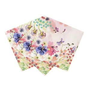 BLOSSOM PARTY NAPKINS
