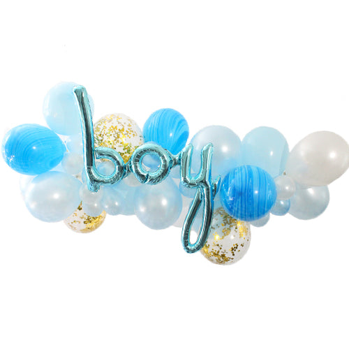 It's a Boy Balloon Garland