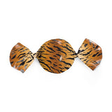 Candy Wrapping Paper (6 X 6.5 inches) - Tiger