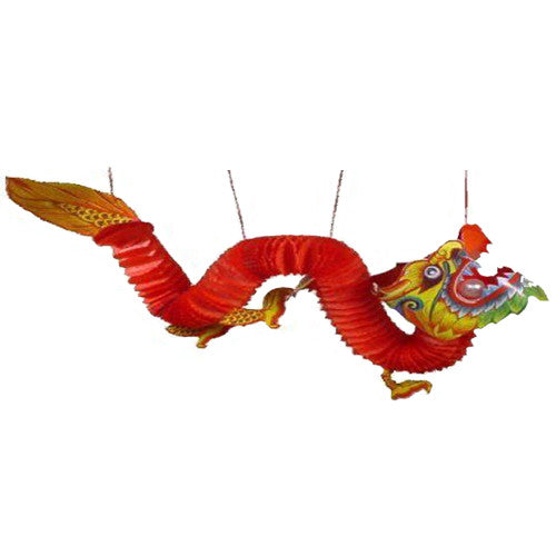 Chinese Dragon Tissue Hanging Decoration