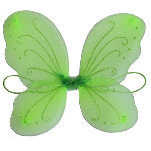 Fairy Wings - Green