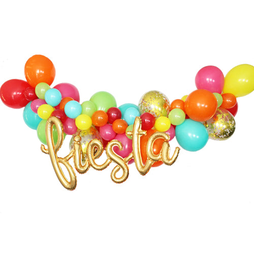 FIESTA BALLOON GARLAND KIT