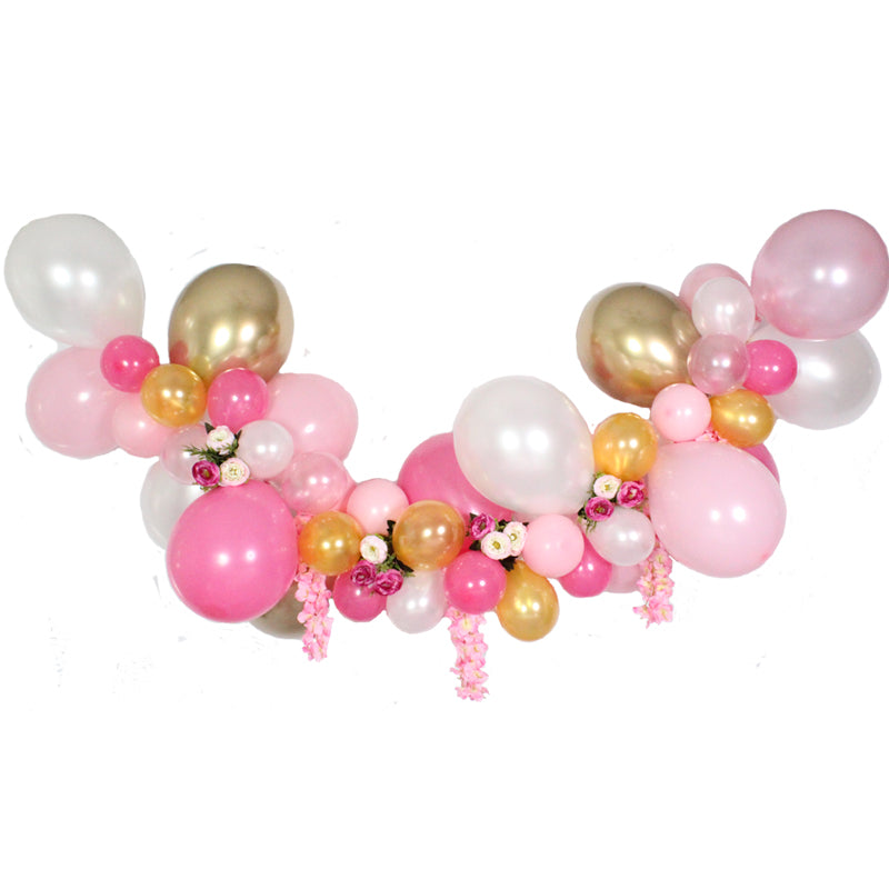 FLOWER BALLOON GARLAND KIT