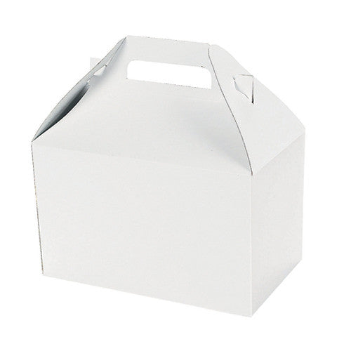 Gable Box - White