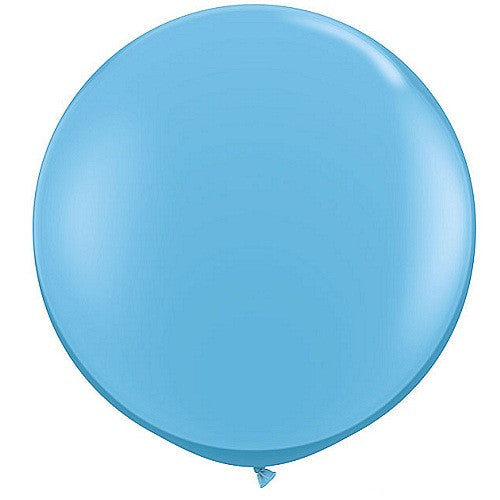 Giant Round Balloons Blue Ice Cream Party Unicorn Party Alice Tea Party Donut Party