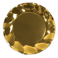 Gold scalloped metallic plates Plates, Cups & Napkins Gold Christmas Party Princess Party Shabby Chic Party Ice Cream Party Halloween Day of the Dead Party Thanksgiving