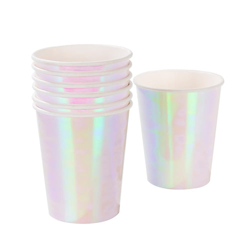 Iridescent Cups
