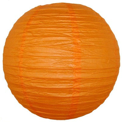 Lanterns Orange Tutti Frutti Birthday Party Hawaiian Luau Party