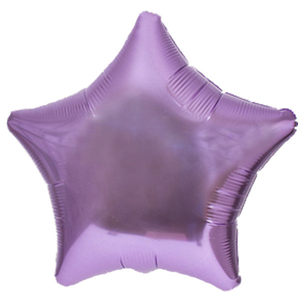 Star Balloon Lavender Rainbow and Unicorn Party Halloween Party Essentials unicorn Party Purple Fairy Party