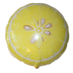 Lemon Fruit Shape Balloon