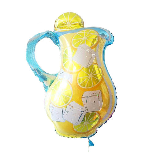 Lemonade Pitcher Foil Balloon
