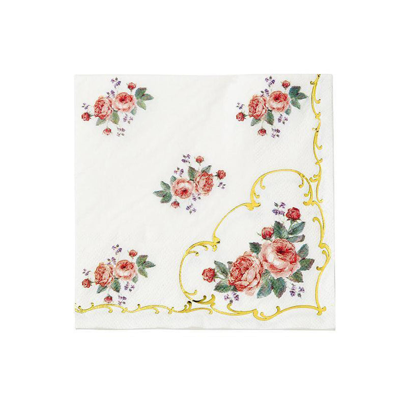 Lovely Tea Party Napkins