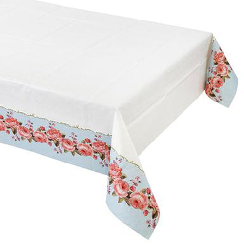 Lovely Tea Party Tablecloth