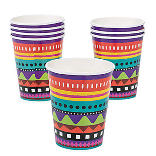 Mexican Fiesta Cups
