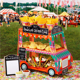 Mexican Fiesta Food Truck - Mexican Fiesta Food Truck stand for birthday parties