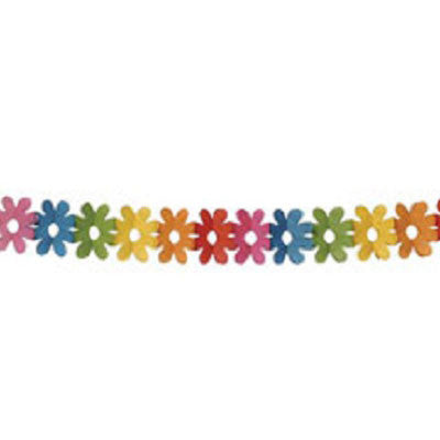 Multicolor Flower Garland (Set of 2)