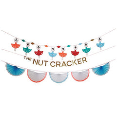 Nutcracker Garland