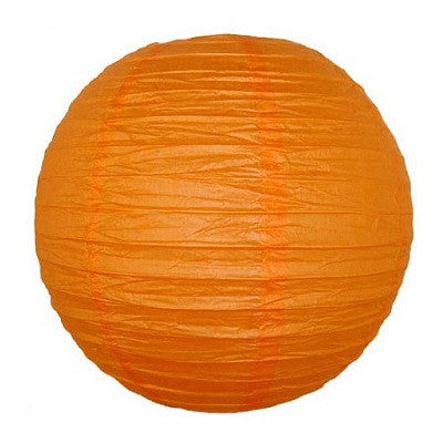 Paper Lanterns Orange Tutti Frutti Birthday Party Hawaiian Luau Party Halloween Day of the Dead Party