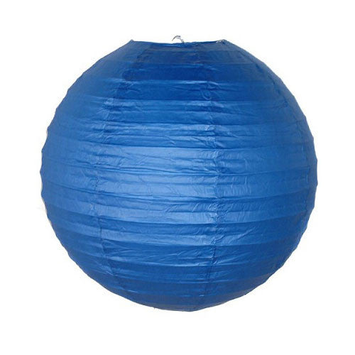 Paper Lanterns Blue Ninja Party