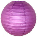 Lanterns Purple