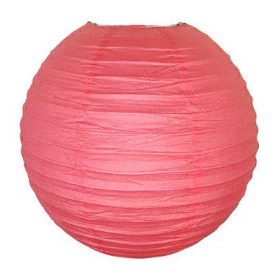 Paper Lanterns Coral Mermaid Party Tutti Frutti Party