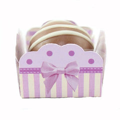 Petite Cups purple Carousel Party Princess Party