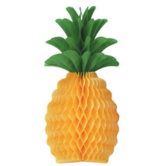 Pineapple Honeycombs are perfect decorations for any summer party or tropical birthday theme,can be use as a hanging decor or as a centerpiece.