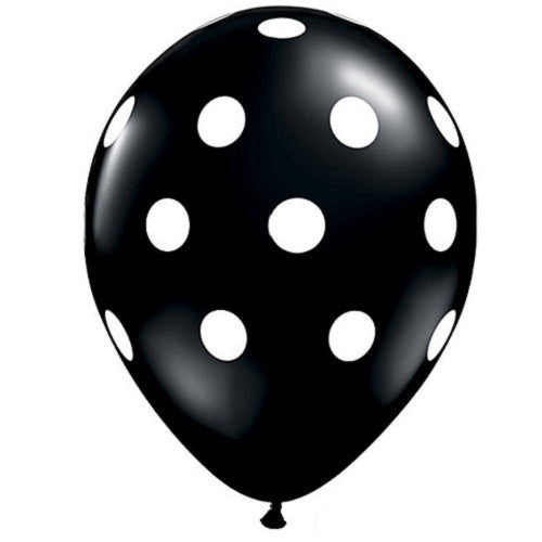 Polka Dot Balloons Black Rock'n'Roll Party Flamingo Party Rock'n'Roll Party - Girl Firefighter Party Bumble Bee Party Ladybug Party Halloween Party - Wicked Cute Halloween Party Essentials