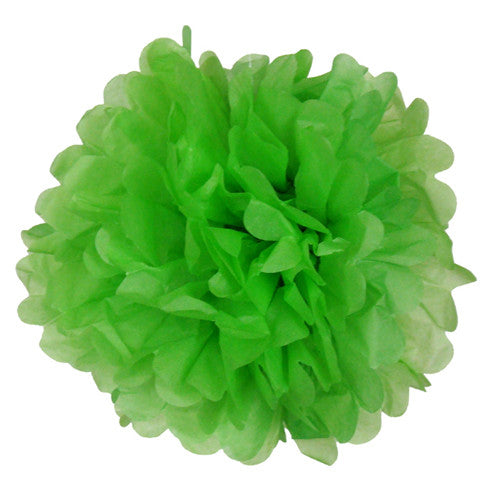 Pom poms  Green Fairy Party Halloween Party Essentials