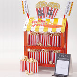 Pop Corn & Hot Dog Stand - Pop Corn & Hot Dog Stand for birthday parties