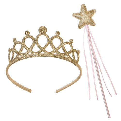 Princess Tiara & Wand