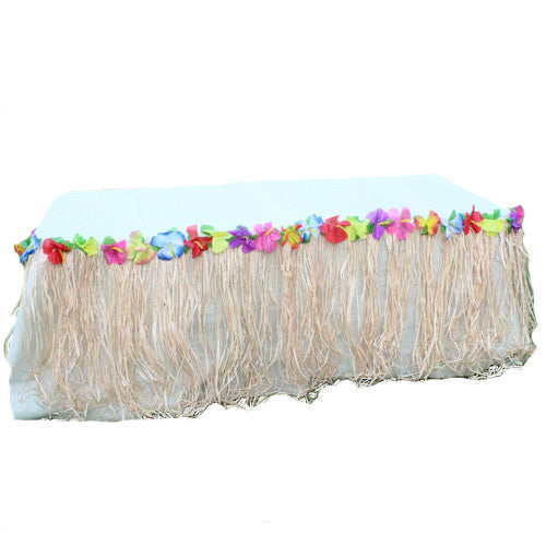 Hawaiian Raffia Skirt