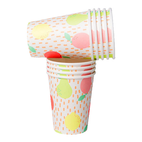 Fruit Party Cups