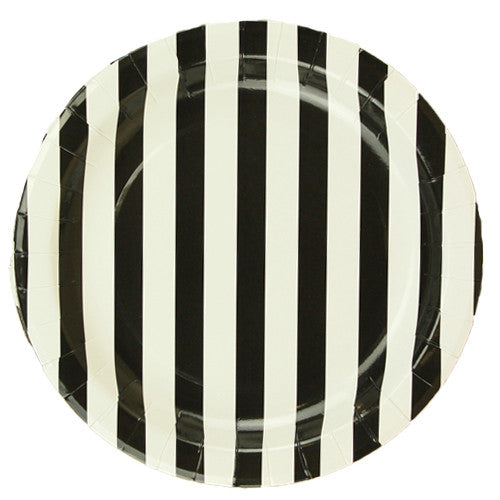 Black party Striped Plates Plates, Cups & Napkins Black Ladybug Party Pirate Party Ladybug Party Firefighter Party Rock'n'Roll Party Rock'n'Roll Party - Girl Bumble Bee Party Flamingo Party Halloween Party - Wicked Cute Ninja Party Halloween Party Essentials
