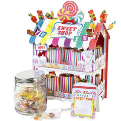 Sweet shop party stand Food Stands & Food Boxes