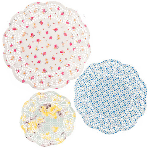 Tea Party Doilies
