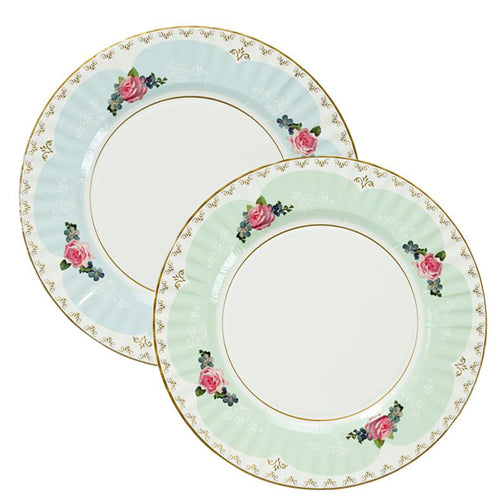 Tea Party Large Plates