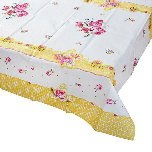 Tea Party Table Cover