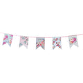 Tea Party Romantic Flag Banner