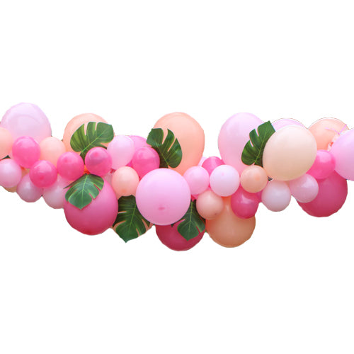 Tropical Balloon Garland Set