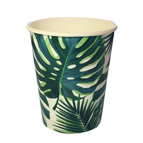 Tropical Leaf Cups