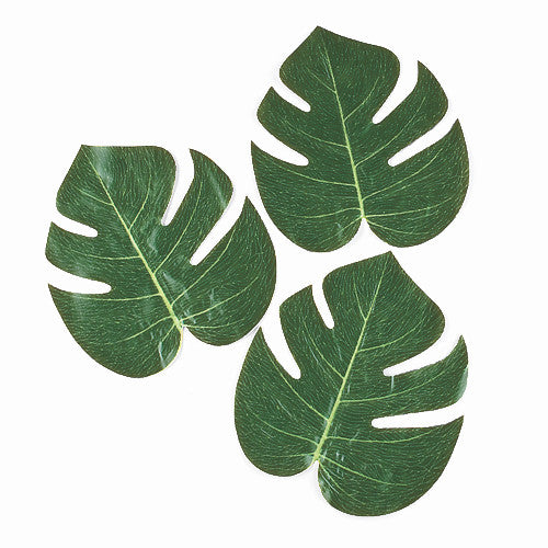 Tropical Leaves (6 per Pack)