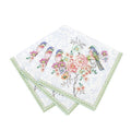 Tea Party Romantic Napkins