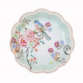 Tea Party Romantic Plates
