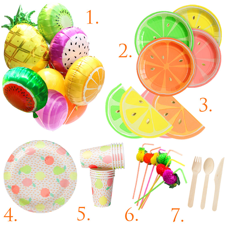 Tutti Frutti Party in a Box for 10