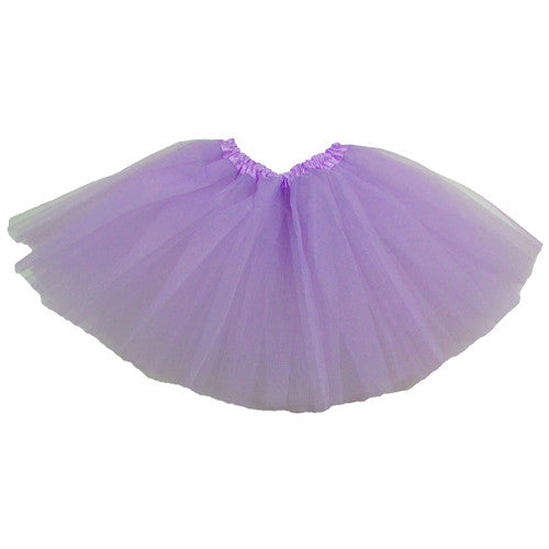 Tutu Skirt - Lavender Fairy Birthday Party